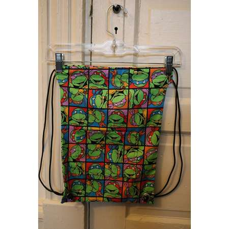 Teenage Mutant Ninja Turtles Drawstring Backpack, Gym Bag, Childrens Bag thumb