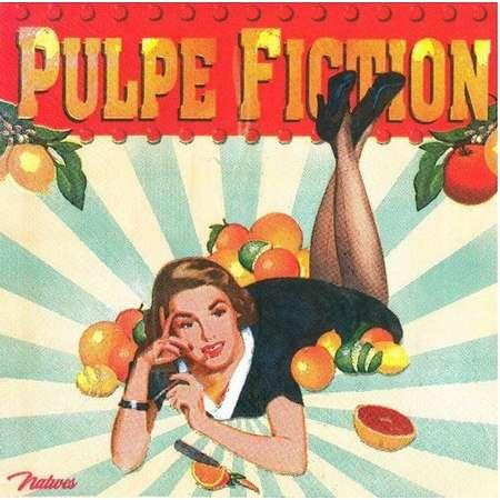 """233 - napkin retro """"pulp fiction"""" thumb"""