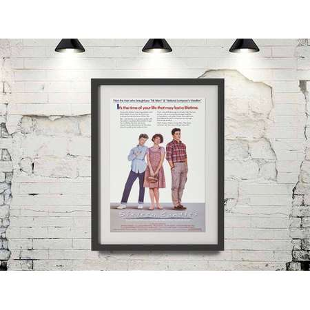 Sixteen Candles Movie Poster 80s Classic for Home, Office, Display thumb