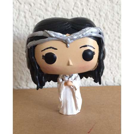 Custom funko pop Arwen (Lord of the rings) thumb