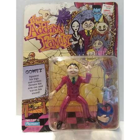 1992 Playmates Toys The Adams Family Gomez Action Figure New In Sealed Package thumb