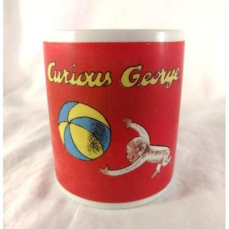 Curious George Mug Vintage 1997 by Santa Barbara Designs thumb