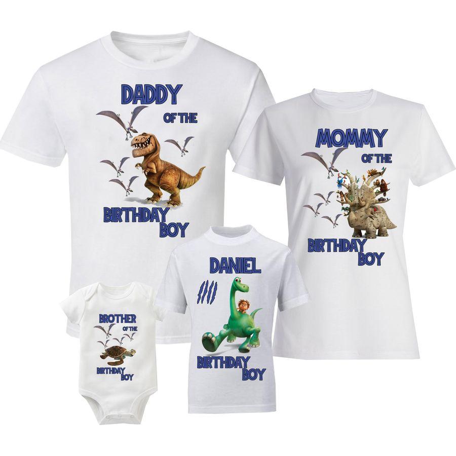 The Good Dinosaur Toddler 4 piece Cotton Pajamas Set 21GD008ESL