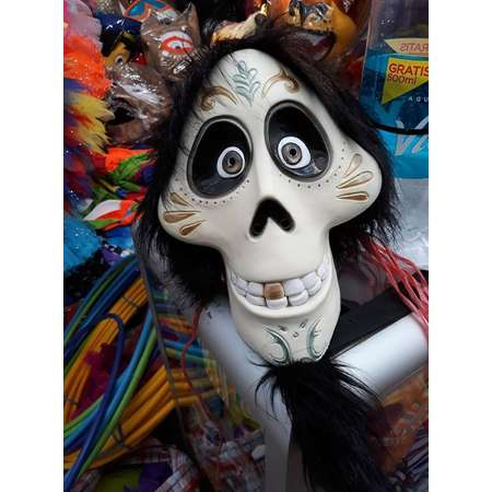Hector Coco Mascot Costume Head Adult Coco Costume For Sale thumb