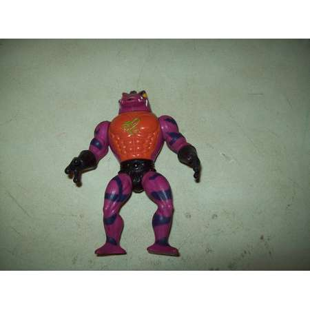 Vintage Masters of the Universe Tung Lasher Loose Figure thumb