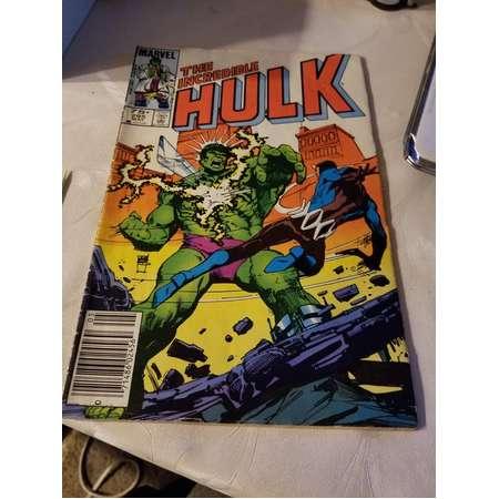 The Incredible Hulk Comic Book #295 Marvel 1984 thumb