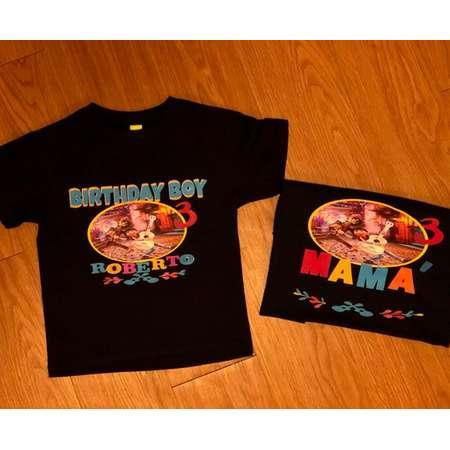 Coco Birthday T Shirt, Coco Custom Shirt, Personalized Coco Shirt, Coco shirts for Birthday, Birthday t-shirt, for girls, for boy thumb