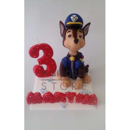 Birthday Candle theme PAW Patrol thumb