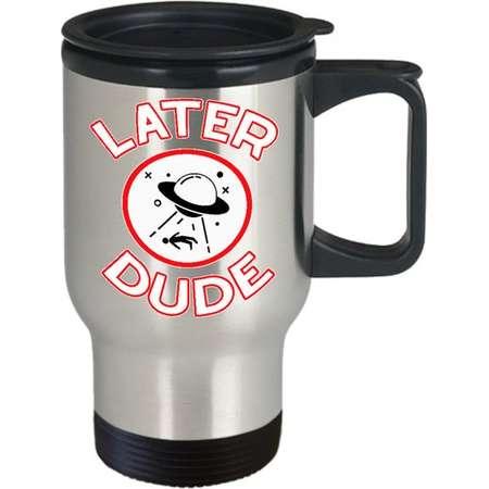 Aliens Mug UFO Mug I Believe Mug UFO Coffee Cup UFO Gift Alien Abduction Extraterrestrial Mug Ufo Coffee Mug Alien Mug Travel Mug thumb