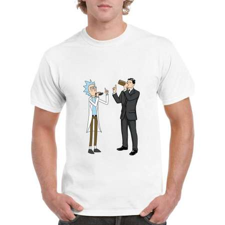 1897f06b223e58 Rick And Morty Rick T Shirt