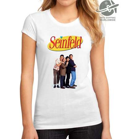 d8f175afbe66 T SHIRT SEINFELD   Men Women Sizes Xs-5XL   tshirt print   tee tv