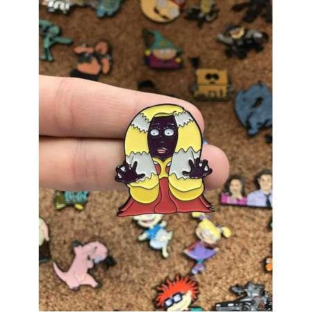 "Beth x Jynx ""Benx"" Rick & Morty x Pokemon Collab Custom Enamel Pin, Pin Set, Custom Pins, Limited Edition Pin, Pins thumb"