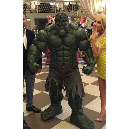 Hulk Suit, Incredible Hulk, Costume, cosplay!!! Full Suit thumb
