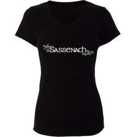 Outlander Sassenach Shirt- Fitted and Unisex- All Colors and Sizes Available thumb