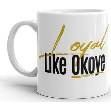 Loyal Like Okoye Mug - Black Panther Mug - Gifts for Him - Gifts for Her - Wakanda Forever thumb