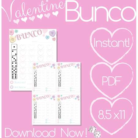 Valentine Bunco thumb