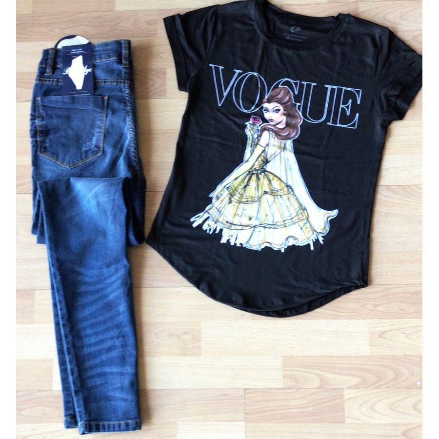 Cinderella American Glam Metal Band Rough Logo Women/'s T-Shirt Tee