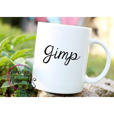 Gimp mug | Cup | BDSM | Lifestyle | Pulp Fiction | Fetish | Bring out the Gimp | Sub | Slave | Leather | Latex | Fetish thumb