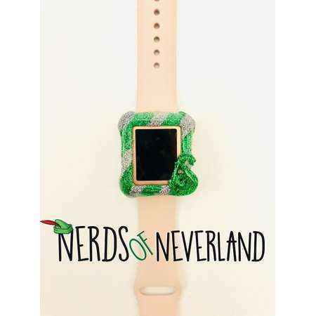 Slytherin Apple Watch Cover - Harry Potter Apple Watch Cover thumb