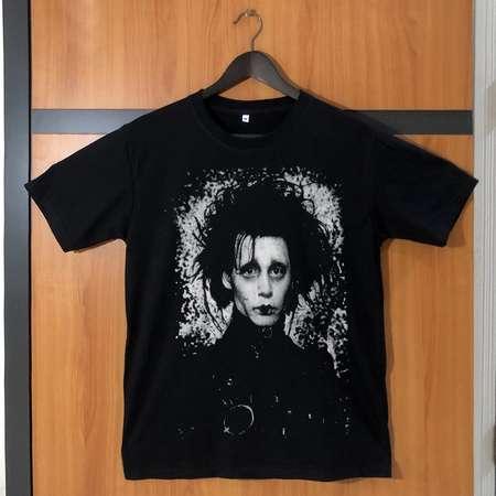 Edward Scissorhands Johny Depp keep memory T-shirt Sz.S,M,L,XL thumb