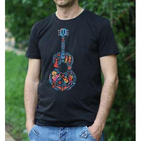 Coco Shirt sugar skull T-shirt Movie tshirt Coco Family tree shirt Men's shirt geek t-shirt Coco Shirt Disney shirt Guitar shirt thumb