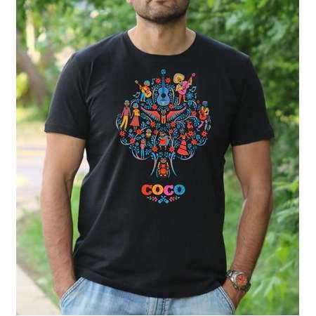 Coco Shirt sugar skull T-shirt Movie tshirt Coco Family tree shirt Men's shirt geek t-shirt Coco Shirt Disney shirt thumb