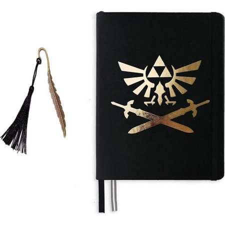 Legend of Zelda Master Sword Journal - Zelda, Legend of Zelda, The Legend of Zelda, Nintendo, Geek, Gaming, Journal, Notebook, Master Sword thumb