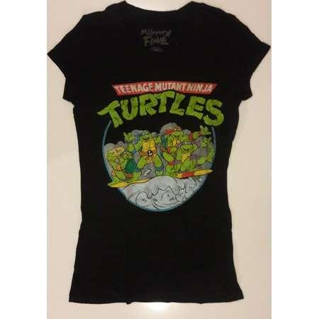 Teenage Mutant Ninja Turtles T Shirt - Adult thumb