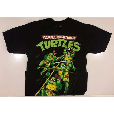 Teenage Mutant Ninja Turtles - Adult T Shirt thumb