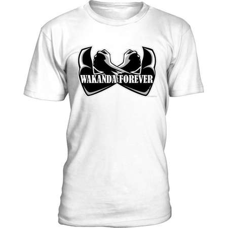 Wakanda Forever Black panther king tchala tee shirt celebrate black excellence All Sizes All colors Best Quality Unisex Men and Women thumb