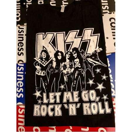 Kiss t shirt tee new color black thumb