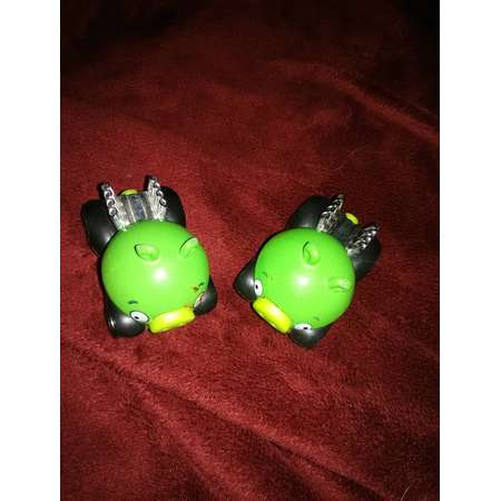 To Mattel Angry Bird cars thumb