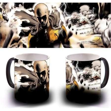 Heat-sensitive mug-One Punch Man thumb
