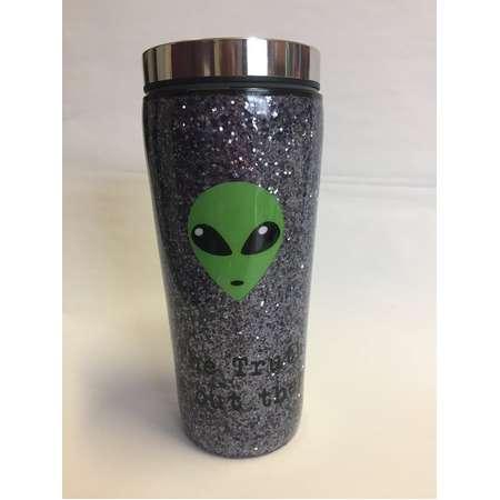 Alien - Medium Travel Mug thumb