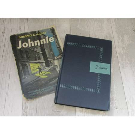 Vintage 1940s Pulp Fiction - Johnnie by Dorothy Hughes - Pulp Thriller thumb