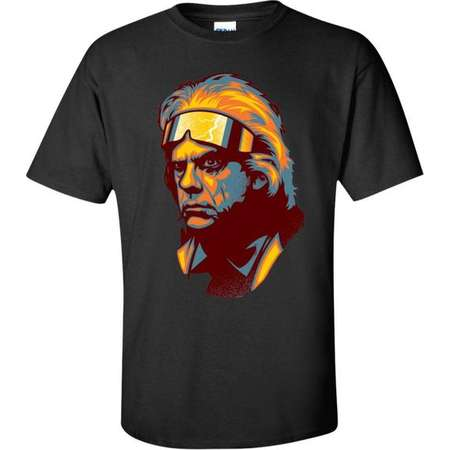 Back To The Future Doc Brown - Unisex Shirt thumb