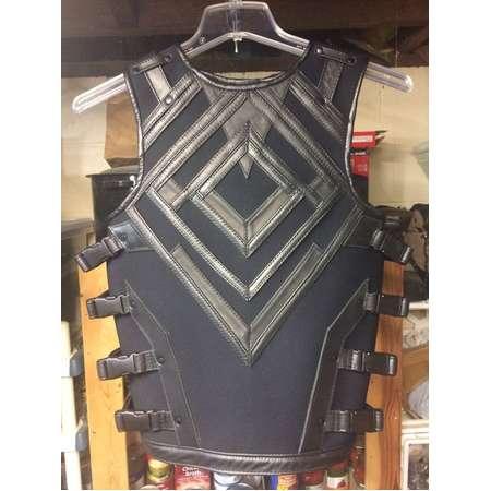 Fusion Vest, black web, Black panther thumb