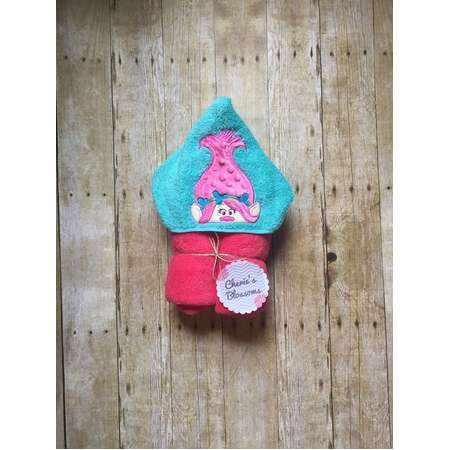 Pink Princess Poppy from Trolls thumb