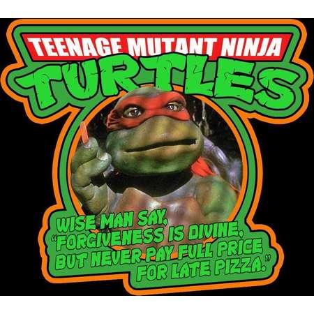 Teenage Mutant Ninja Turtles Vintage Image T-shirt thumb