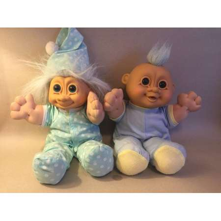 Two soft Russ Trolls thumb