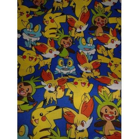 "Valance 42"" x 15"" panel ""Pokemon"" thumb"