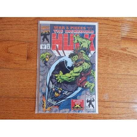 Vintage Marvel Comics The Incredible Hulk Comic Book thumb