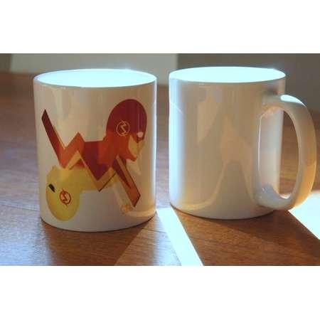"Mug "" FLASH VS REVERSE"" - The Flash / Barry Allen / Grant Gustin  thumb"