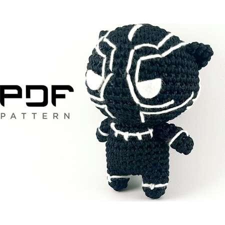PATTERN: Black Panther thumb