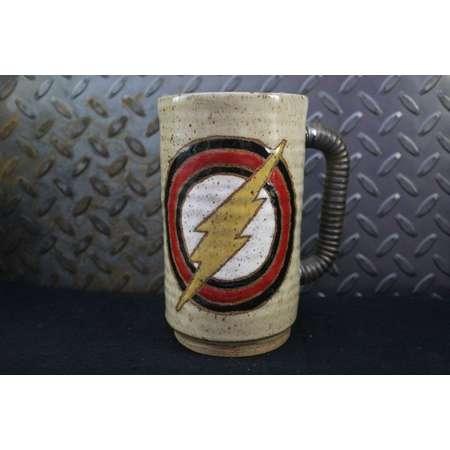 The Flash Super Hero handmade mug #1210 thumb