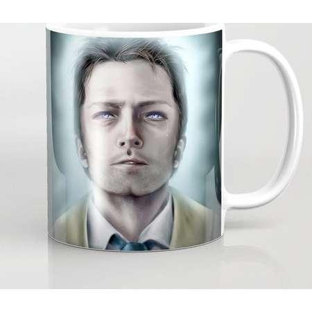 Supernatural Castiel Mug and Travel Mug, 3 Sizes/Styles Available! - Goodbye Stranger thumb