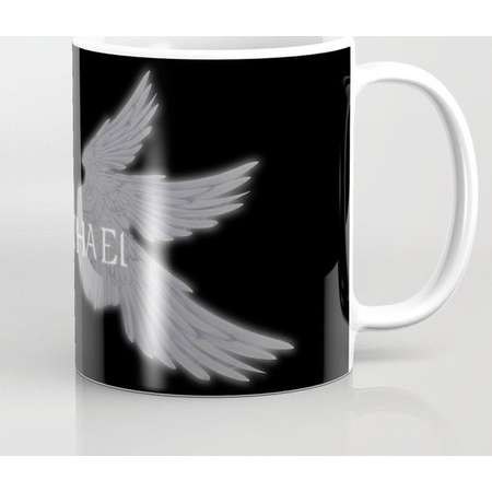 Supernatural Archangel Michael with Wings Mug and Travel Mug, 3 Sizes/Styles Available! thumb