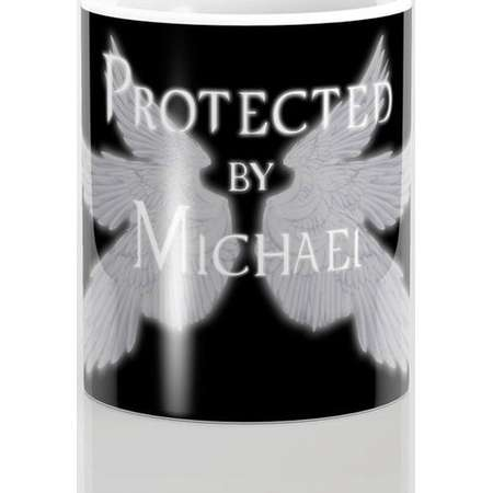 Supernatural Protected by Michael Mug and Travel Mug, 3 Sizes/Styles Available! thumb
