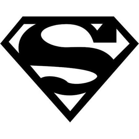 Superman American Alien 2015 Book folding pattern and FREE Tutorial - Superman Logo 2 - folded book art, origami, gift thumb