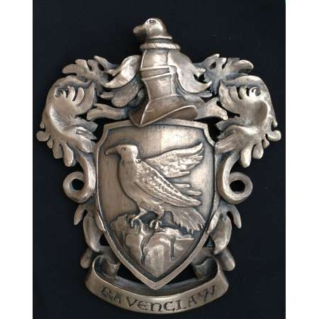 Ravenclaw Crest for Wall hanging or desk, reproduction, Harry Potter thumb